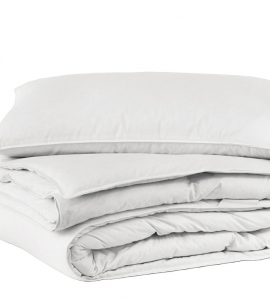 Ecoform Goose Down Duvet And Pillow